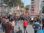 Death toll due to earthquake in Turkey touches 20: Emergency Agency