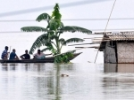 Assam flood affects over 25 lakh people, toll now 84