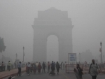 Air pollution soars high in Delhi after cracker ban defied on Diwali