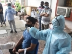 India reports over 86,000 Covid-19 cases, tally 54.87 lakh