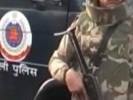 New Delhi: Two suspected militants held