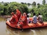 Karnataka: Fresh splash of rain further deteriorates flood situation in districts