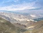 Himachal Pradesh: Lahaul Spiti receives first snowfall