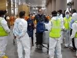 One UK returnee tests COVID-19 positive in Guwahati
