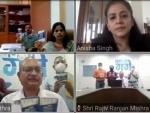 CSE helps launch sanitation pocket book and campaign on faecal sludge management