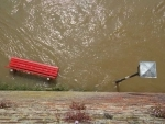 Two killed, 20 missing as floods submerge France's SE