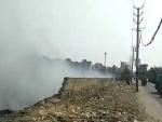 Delhi people continue to breathe very poor air