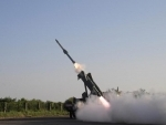 India test fires Quick Reaction Surface to Air Missile system in Odisha