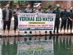 Kashmir eco-lovers campaign to focus on need to preserve springs