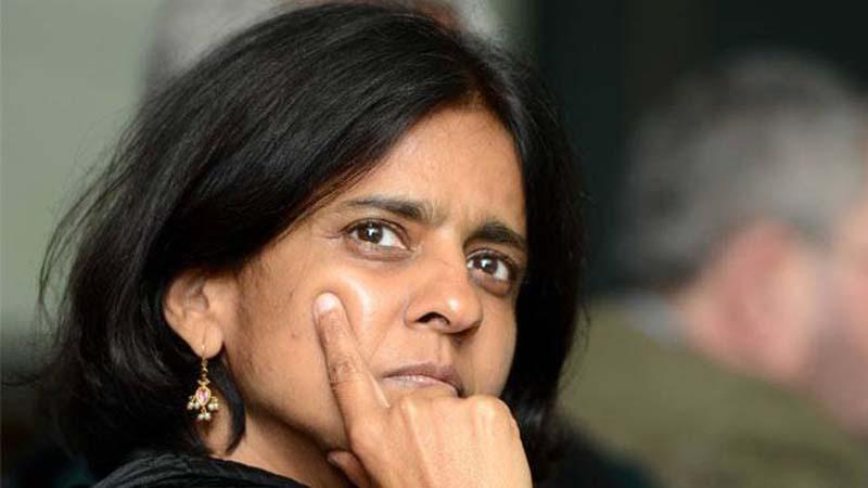 A file image of Centre for Science and Environment (CSE) director general Sunita Narain