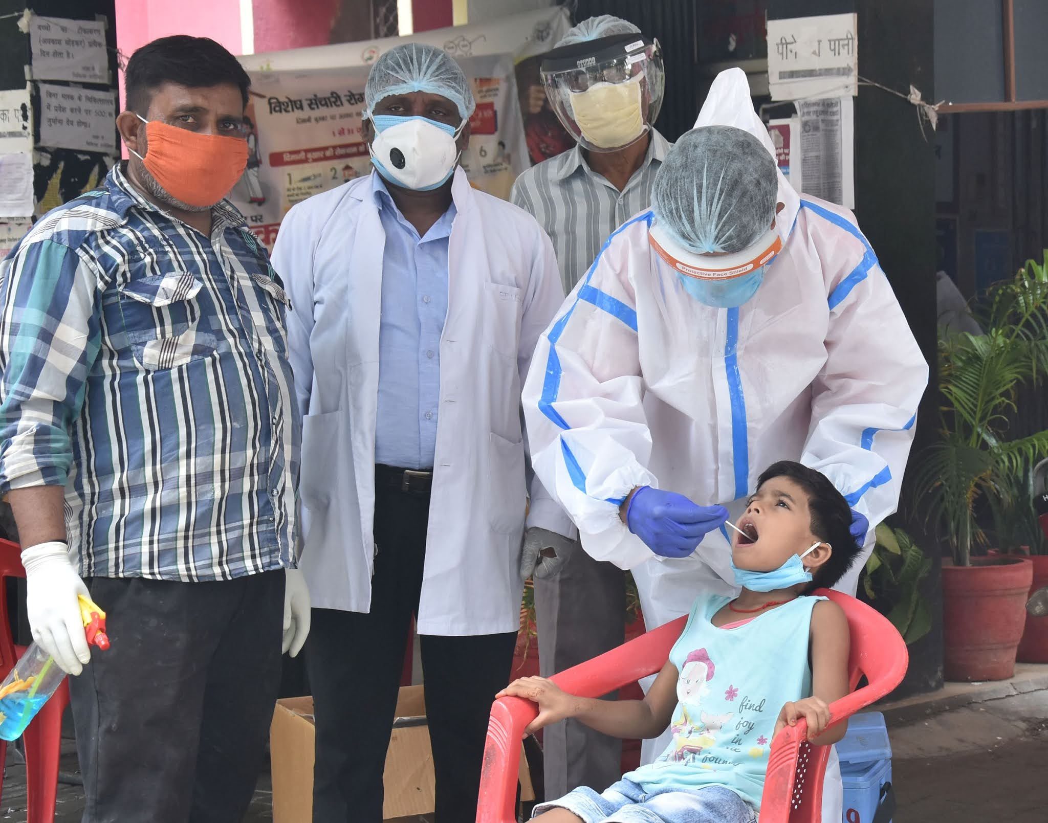 India records biggest single-day spike of 64,399 new COVID-19 cases