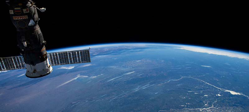 Space sector works to keep societies and economies on track during COVID-19
