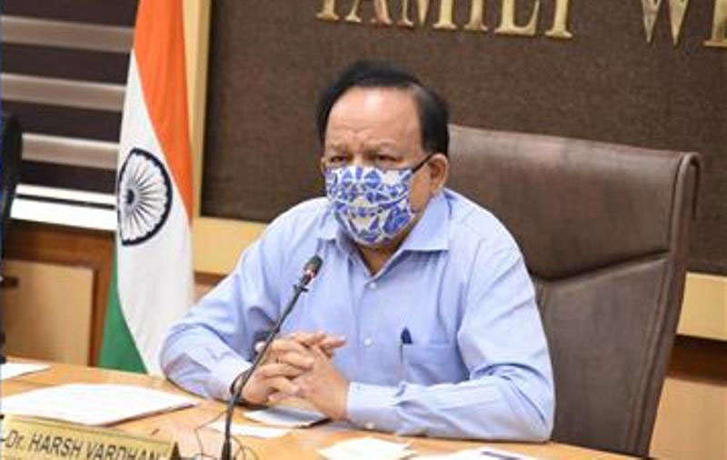 India has one of the lowest case fatality rates globally, which is steadily decreasing: Dr Harsh Vardhan