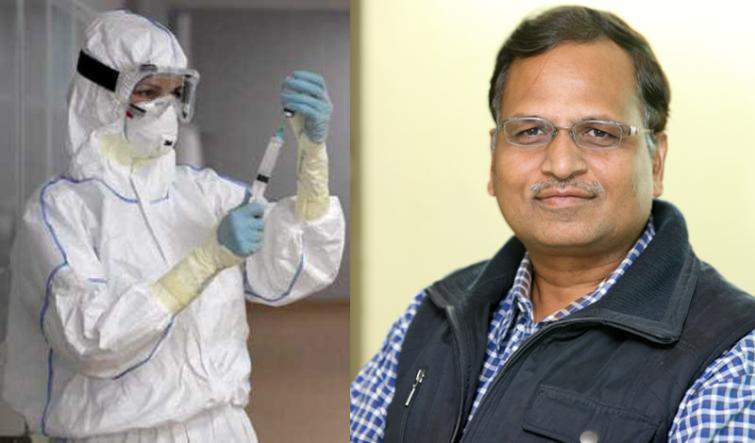 Delhi govt to conduct Sero Survey every month: Health Minister Satyendar Jain