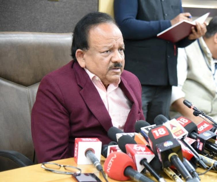Political commitment at highest levels leading govt's response on Coronavirus: Harsh Vardhan