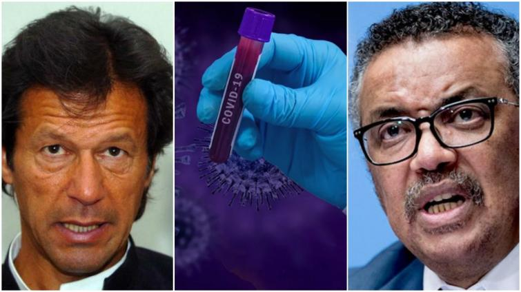 Without effective interventions, Pakistan's COVID-19 cases can rise to 200,000 by mid July: WHO alerts