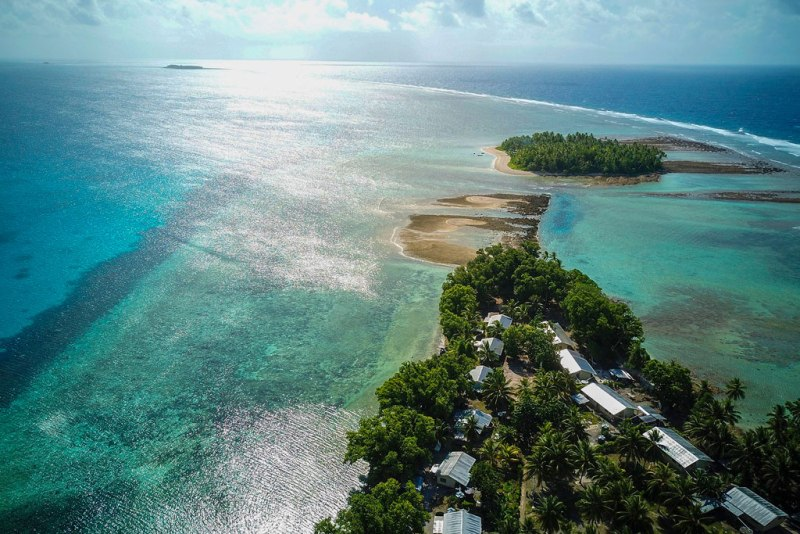 Pacific small islands and 'Big Ocean' nations at UN Assembly make the case for climate action, shift to clean energy