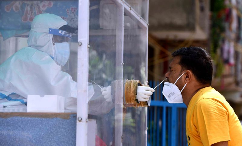 India registers over 41000 Covid-19 cases in last 24 hours
