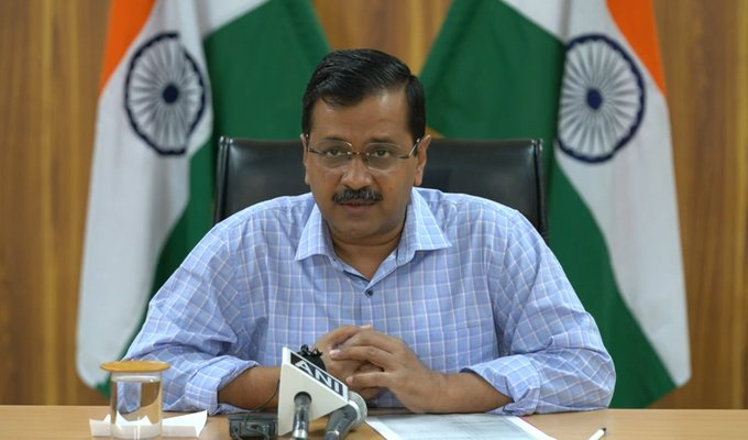 Fight against COVID-19: Kejriwal thanks Centre