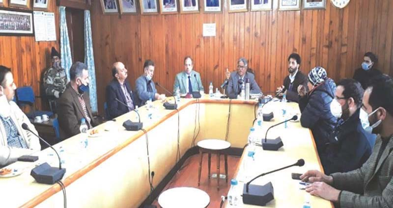 Jammu and Kashmir: KU V-C inaugurates programme on mental health