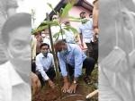 Assam Forest Minister Parimal Suklabaidya inaugurates Van Mahotsav