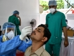 India records 18,327 new COVID-19 cases in past 24 hours