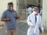 Delhi witnesses fresh6,430 COVID-19 cases