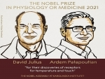 American scientists David Julius and Ardem Patapoutian win Nobel Prize for Medicine