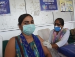 India's COVID-19 vaccination coverage reaches nearly 40 cr: Ministry of Health