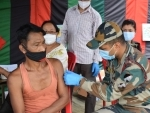 Security forces organize free medical camp and COVID-19 vaccination drive in Arunachal Pradesh's Changlang