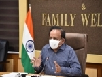 'Hue & cry by states over partisanship by Centre in vaccine distribution farce': Harsh Vardhan