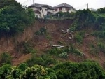 Bad weather disrupts rescue operations in Japan landslide area : Reports