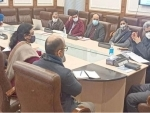 Govt reviews COVID19 vaccination plan in Jammu and Kashmir