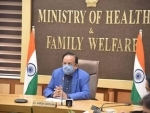 Dr. Harsh Vardhan chairs meeting to review preparedness at COVID 19 Vaccination sites for trial run in Delhi