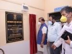 Assam CM Himanta Biswa Sarma inaugurates 28 new ICU beds in GMCH