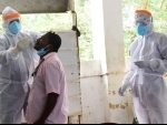 India adds 33,376 new COVID-19 cases in past 24 hours