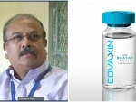 Don't accuse us of inexperience, we are a global company: Bharat Biotech Chairman to critics of Covaxin