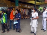 India adds 45,352 new COVID-19 cases in past 24 hours