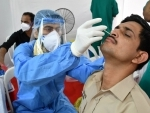 India registers 41,649 new COVID-19 cases in past 24 hours, 593 deaths