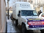 Jammu and Kashmir: DC Budgam inspects COVID-19 vaccination sites