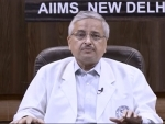 Third wave of COVID-19 may hit India in next six-eight weeks: AIIMS chief