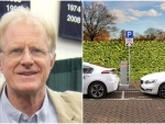 World Earth Day: American actor and green activist Ed Begley talks on electric vehicles