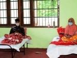Jammu and Kashmir: Covid Care Centre starts functioning at Panchayat Halqa, Khimber, Srinagar