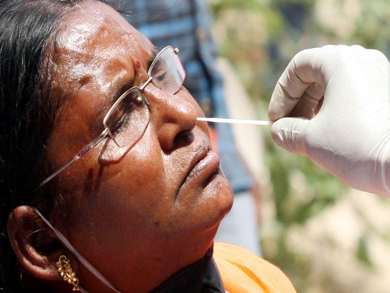 Maharashtra records 63,294 fresh Covid-19 cases