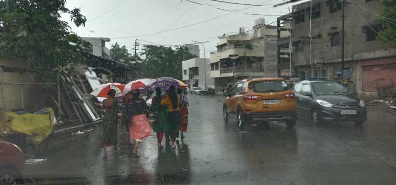 Cyclone Tauktae getting weaker, lay centred over Saurashtra: IMD