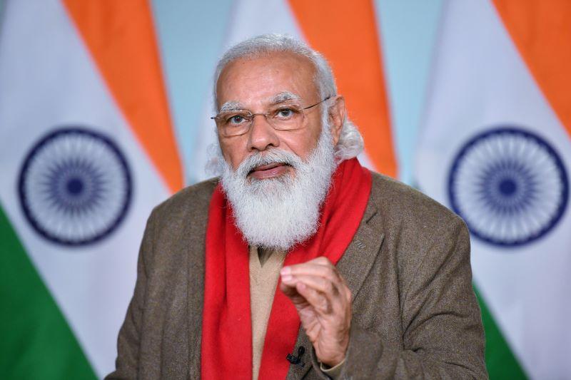 PM Modi launches world's biggest Covid-19 vaccination drive in India