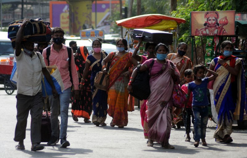Maharashtra records highest-ever single-day Covid deaths with 568 fatalities