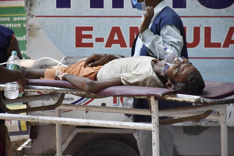 Delhi records 6,456 Coronavirus cases, 262 deaths