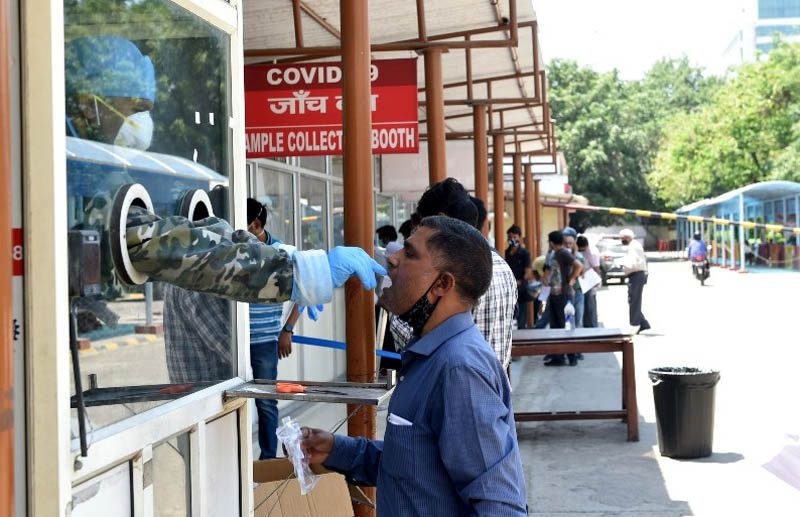 India reports 3.68 lakh Covid-19 cases in 24 hours