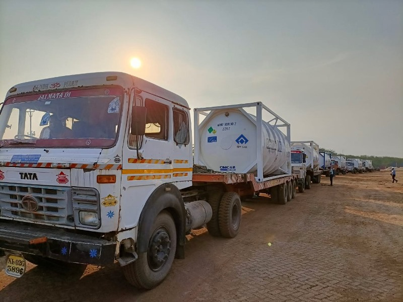 Covid Crisis: SAIL supplies more than 1100 tonnes Liquid Medical Oxygen per day